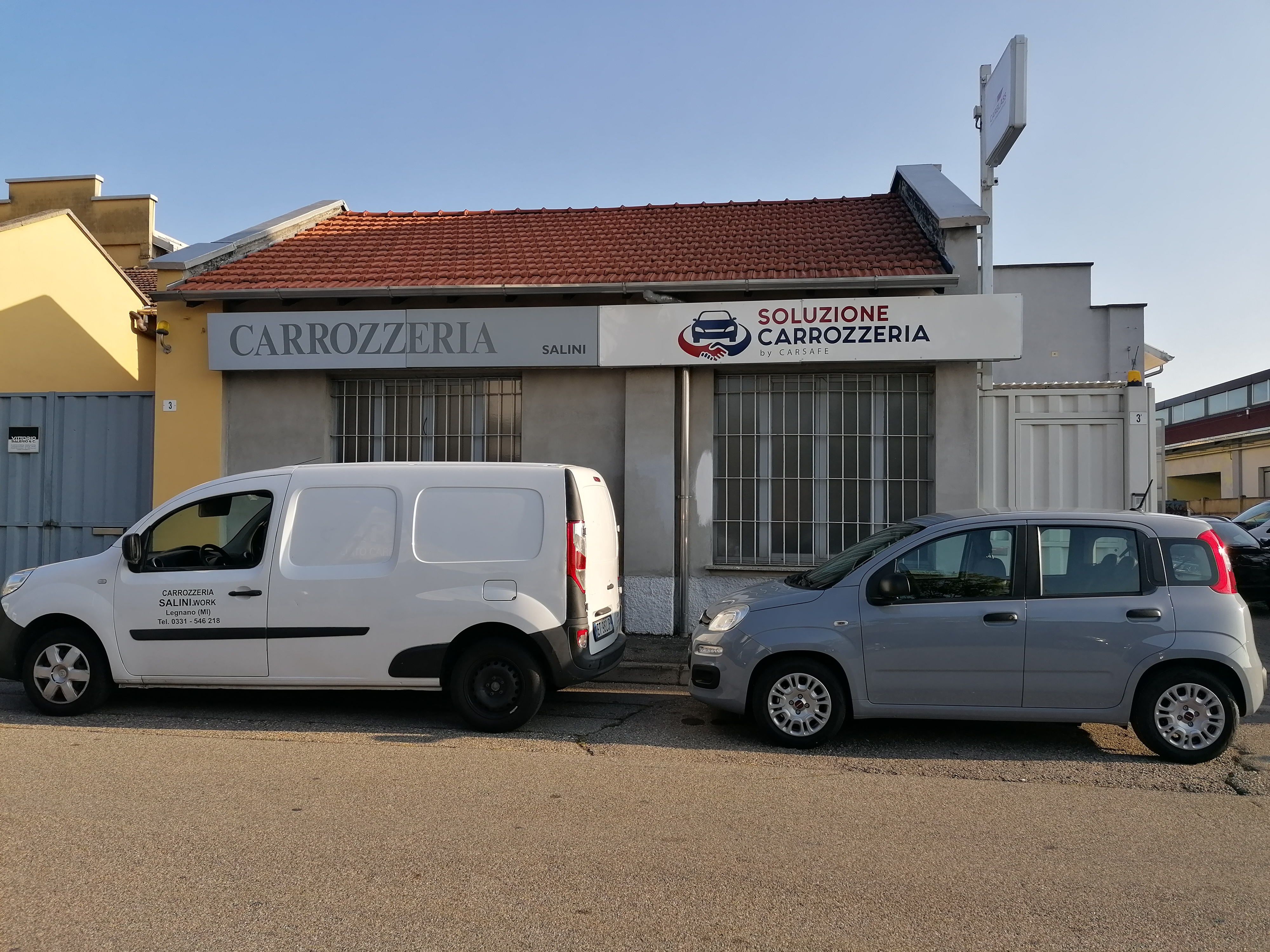 CARROZZERIA SALINI